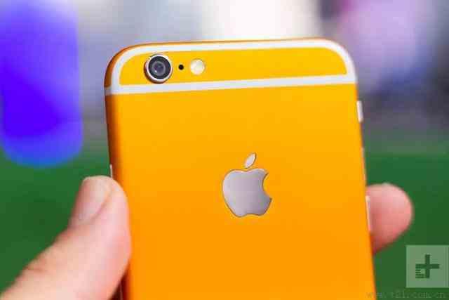 iPhone7 出定制版彩色手机