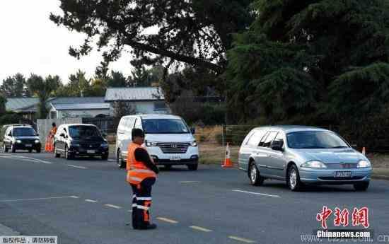 新西兰总理急推控枪举措
