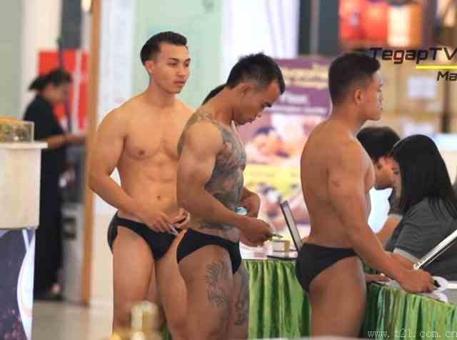 2019年泰国体质锦标赛,芭堤雅后台场景曝光,上色是这样做到的!