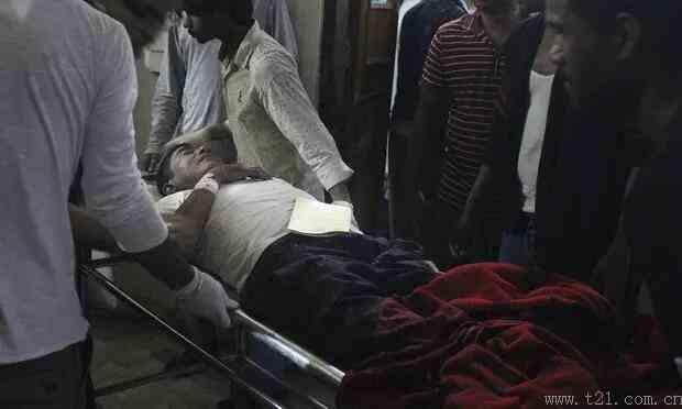 尼泊尔南部遭强风暴袭击 致25死约400伤