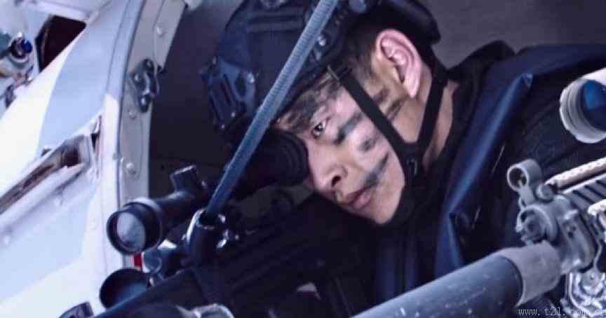 感受一下中国最顶级的狙击手!