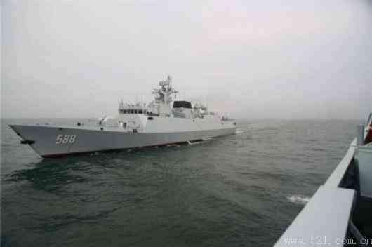 这些英雄舰艇承载人民海军70年辉煌