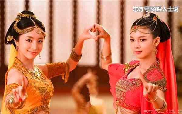 历史上十位姐妹花同嫁皇帝