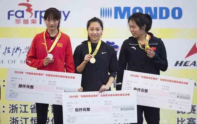 短跑女飞人葛曼棋,感冒上场仍破纪录,成绩进入世界前五
