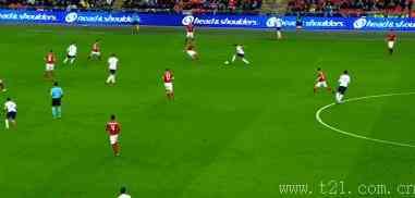 欧预赛:斯特林戴帽 + 造点凯恩点射,英格兰 5-0 捷克
